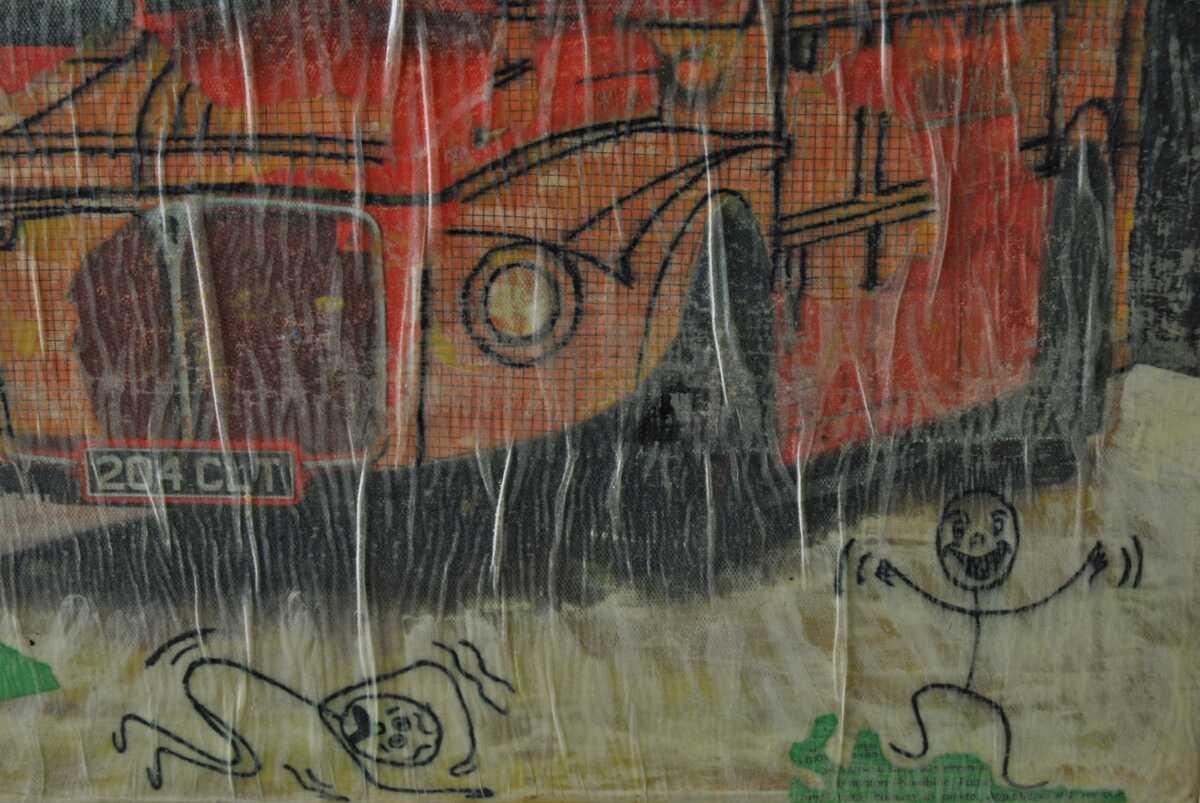 Redbus di Daniela Bellofiore