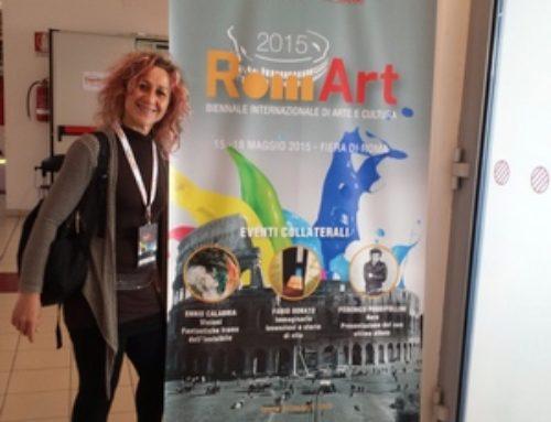 Biennale RomArt 2015