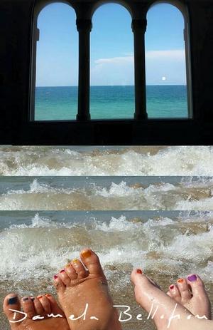 Piedando verso i sogni di Daniela Bellofiore