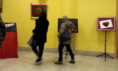 Mostra personale di Daniela Bellofiore