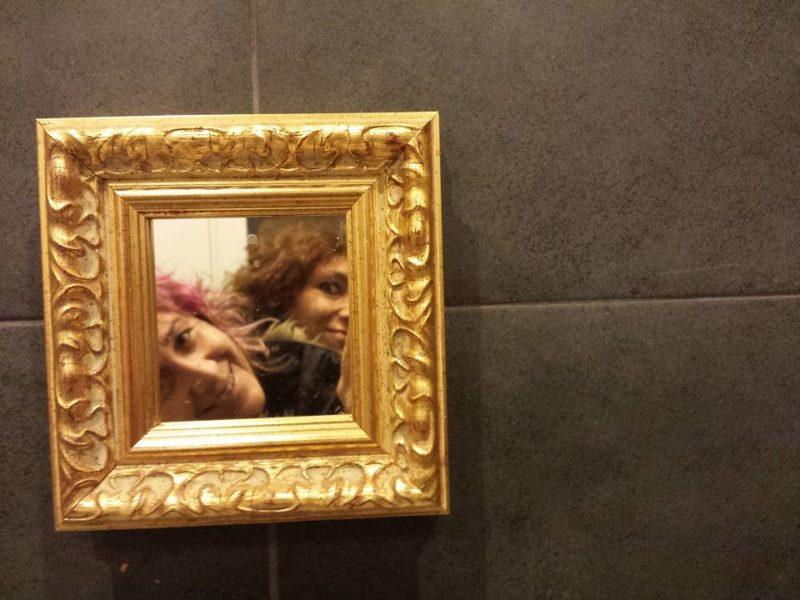 Ritrovarsi in un quadro di Daniela Bellofiore