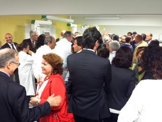Inaugurazione pronto soccorso maternità san giovanni roma di Daniela Bellofiore