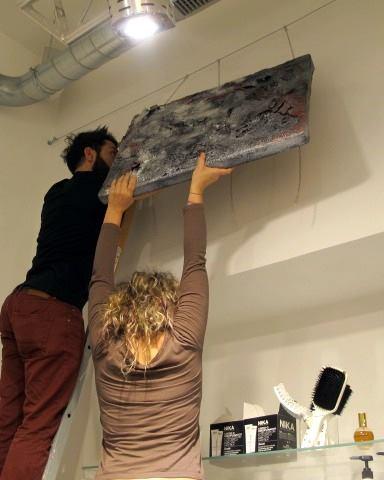 Liberiamo l'arte di Daniela Bellofiore