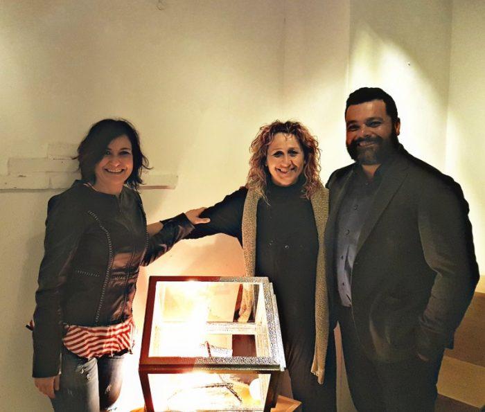 In un Atelier, a Cagliari di Daniela Bellofiore