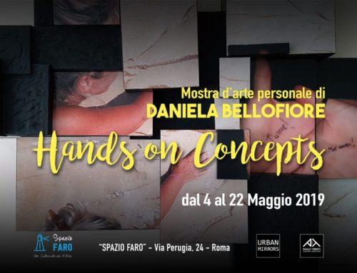 Fotografia Volumizzata mostra personale Hands on Concepts