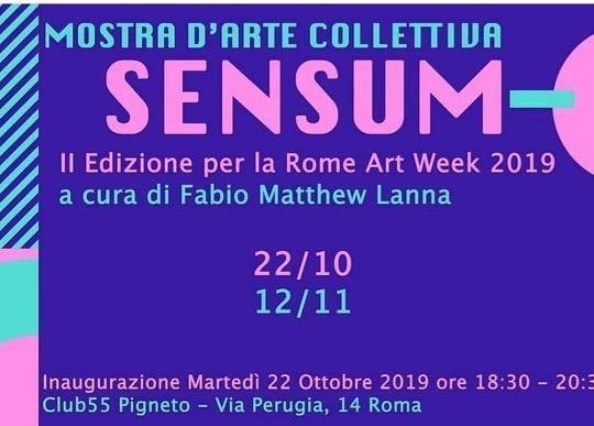 Rome art week 2019