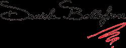 Daniela Bellofiore Artist Logo