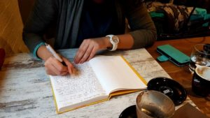 Intervista a Daniela Bellofiore quando la materia prende vita di Daniela Bellofiore