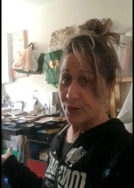 #acasadellartista Daniela Bellofiore Progetto della Tartaglia Arte di Daniela Bellofiore