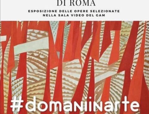 #DomaniInArte – Galleria d'Arte Moderna di Roma